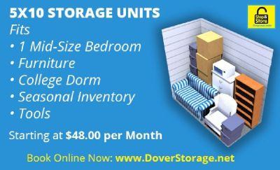 $48 Drive Up Self Storage in Dover, PA