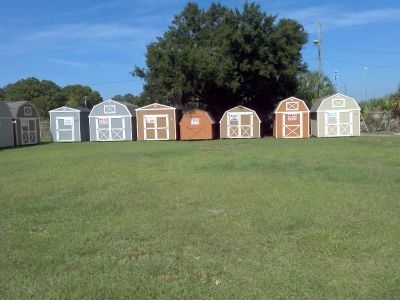 NEW AND USED SHEDS RENT TO OWN NO CREDIT CHECK