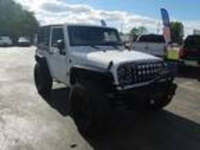 used 2012 Jeep Wrangler for sale.