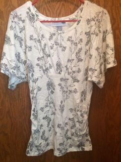 Adorable (maternity or not) Top! (Small)