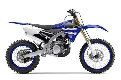 2018 Yamaha YZ250FX Competition/Off Road Motorcycles Sacramento, CA