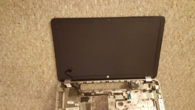 "17"" LED Screen HP Laptop"
