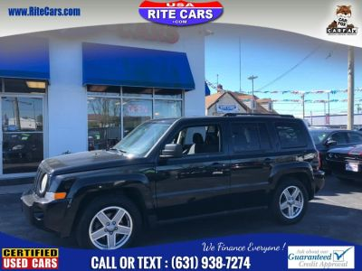 2008 Jeep Patriot Sport (Brilliant Blk Crystal Pearl)