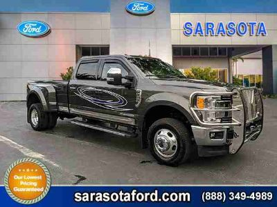 2017 Ford Super Duty F-350 DUALLY*LARIAT*4X4*DIESEL*LOOK AT UPGRADES!