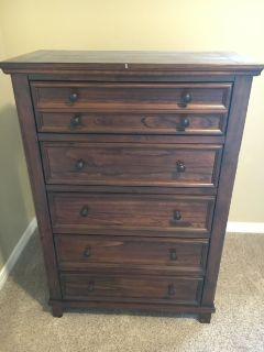 Tall Dresser with drawers