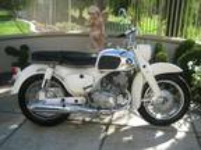 1968 Honda CA160 All Original