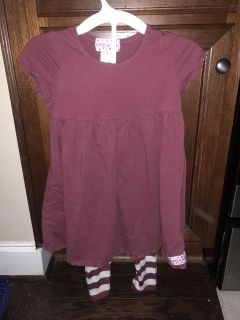 2 size 6 Ruffle Girl outfits! Great condition!