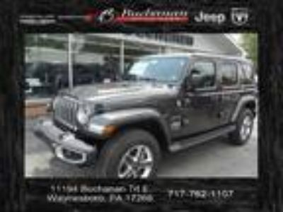 2018 Jeep Wrangler Unlimited, 12 miles