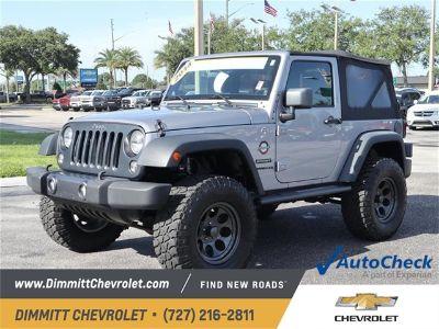 2014 Jeep Wrangler Sport (Billet Metallic Clearcoat)