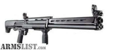 For Sale: It's Here! KSG25 Shotgun