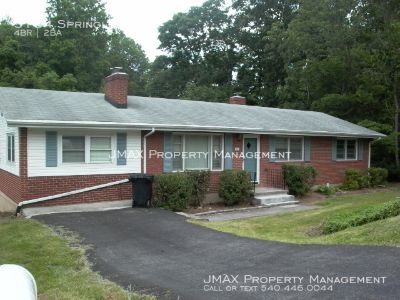 Beautiful Home with Large fenced yard