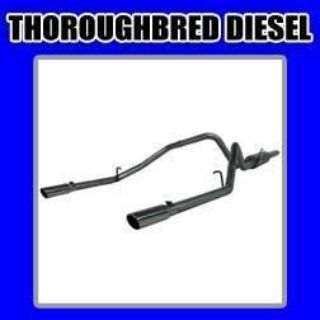 Find MBRP Gas Exhaust 04-05 Dodge Ram 1500 SC/CC-SB Cat Back Dual Split Rear S5106AL motorcycle in Winchester, Kentucky, US, for US $361.91