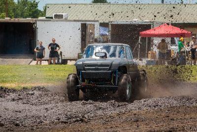 1998 Ranger OPS Mud truck