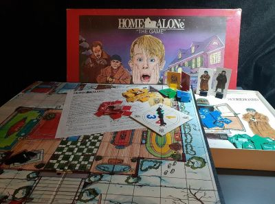 Vintage home alone board game xposted