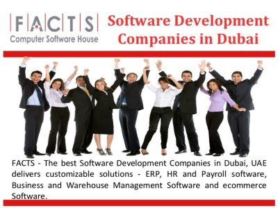 Accounting Software Services in Dubai