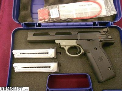 For Sale: Smith & Wesson 22A-1