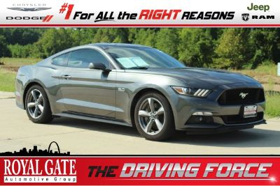 2016 Ford Mustang GT Premium (Magnetic Metallic)