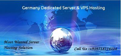 Germany Dedicated Server Hosting is Most Popular Hosting