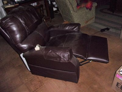 Pride Lift Chair $450.00 used for about a year and half