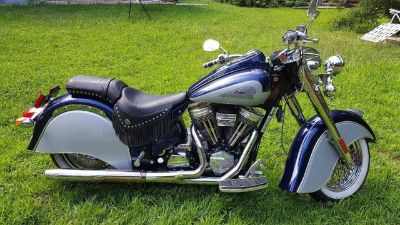 2002 Indian Chief Deluxe