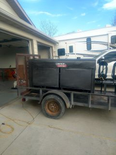 1995 LINCOLN ELECTRIC SAE 400 WELDERS