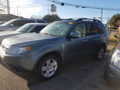 2010 Subaru Forester 2.5X Limited ()