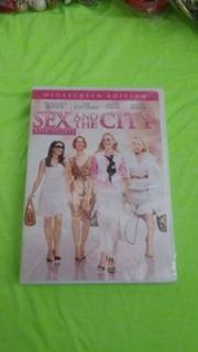NWT Sex and the City DVD