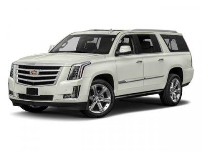 2018 Cadillac Escalade ESV Premium (Crystal White Tricoat)