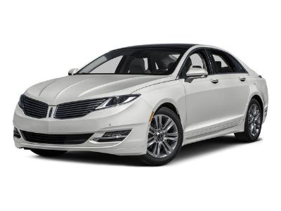 2016 Lincoln MKZ Base (Luxe)