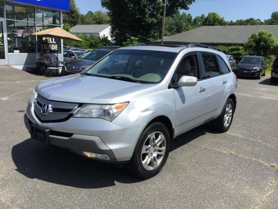 2008 Acura MDX Base (Billet Silver Metallic)