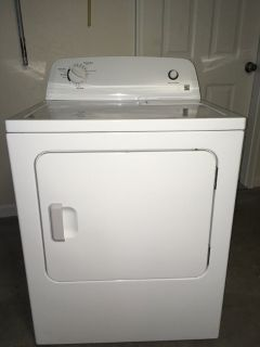 Kenmore Front-Loading Electric Dryer - White