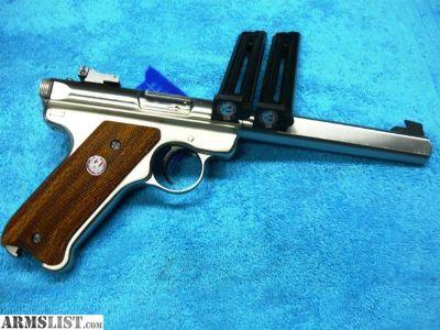 For Sale: Ruger MK 2 Competition Target Model