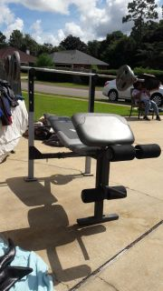 Weight bench(obo)