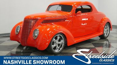 1937 Ford Coupe Streetrod