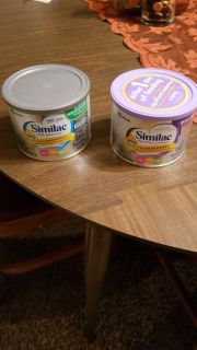 Similac sample cans look to trade for enfamil samples or coupons.