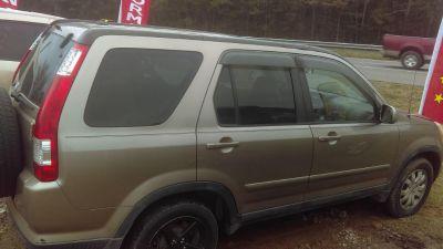 2006 Honda CR-V Special Edition (Gold)