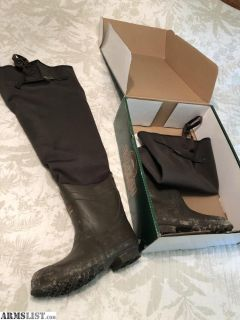 For Sale: Hip Waders