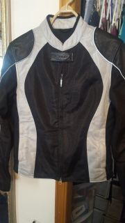 Star Motorcycles riding coat. Size M.