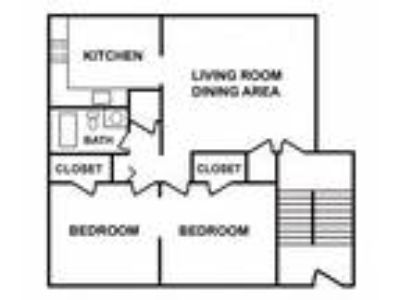 Hawthorne Place Apartments - Two BR Apartment