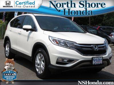 2016 Honda CR-V EX (White)