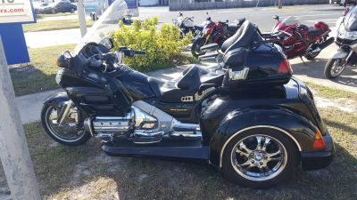 2002 Honda Gold Wing Touring Motorcycles Melbourne, FL