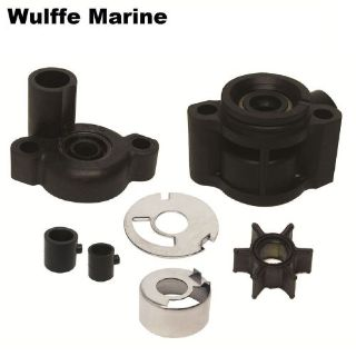 Buy Water Pump Impeller Kit Mercury 4, 4.5, 7.5, 9.8 hp Model 110 46-70941A3 18-3446 motorcycle in Mentor, Ohio, United States, for US $49.95