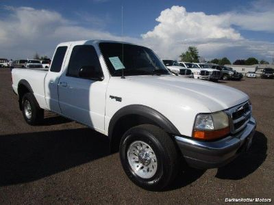 1998 Ford Ranger XL (Oxford White Clearcoat)