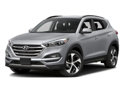 2016 Hyundai Tucson Limited (Coliseum Grey)