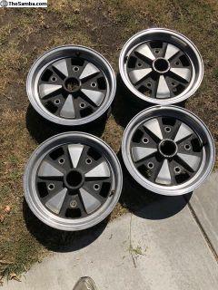 AEW wheels 15x5.5 wide