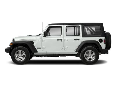 2018 Jeep Wrangler Unlimited Sport 4WD (Bright White Clearcoat)