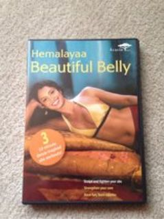 Hemalayaa Beautiful Belly Excercise DVD