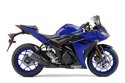 2018 Yamaha YZF-R3 SuperSport Motorcycles Clearwater, FL