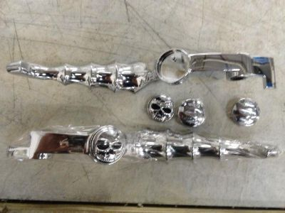 Find YAMAHA ROADLINER 2006-2012 CHROME ZOMBIE LEVERS motorcycle in Alexandria, Virginia, US, for US $39.99