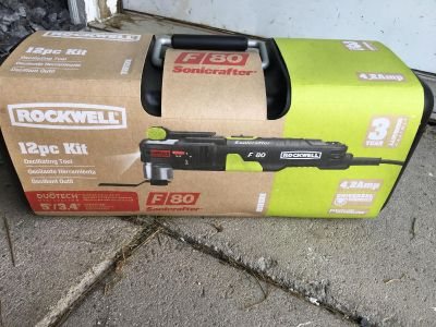 New Rockwell sonicrafter